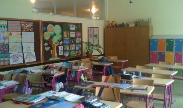 Gotov raspust: Đaci od srede u školskim klupama