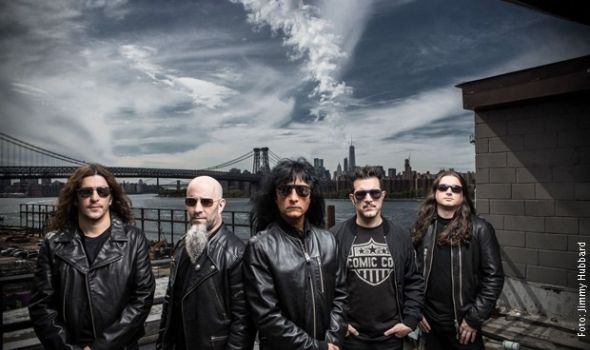 """Anthrax"" na Arsenal festu"