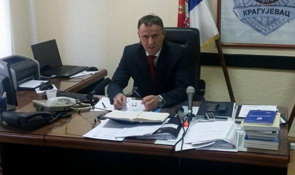 Krsmanović: Povećan broj krivičnih dela, ali i aktivnost policije