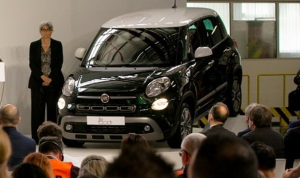 """Silvija Verneti: Ulaganje u novi """"Fiat 500L"""" izuzetna investicija za budućnost"""