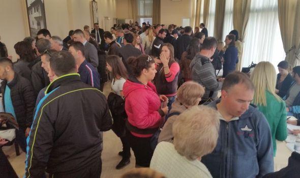 Sajam zapošljavanja: Posao za 240 Kragujevčana
