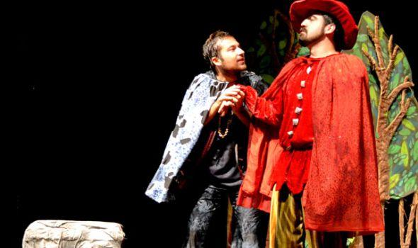 "Predstava ""Hilperik"" u Pozorištu za decu"