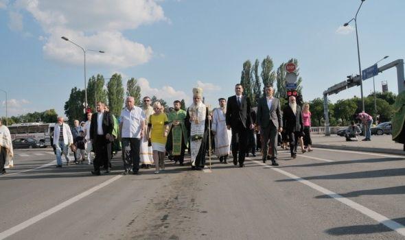 Kragujevac danas obeležava gradske litije