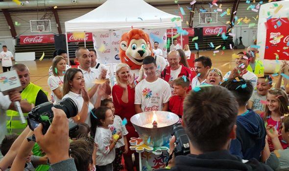 Sportske igre mladih gostovale u Kragujevcu