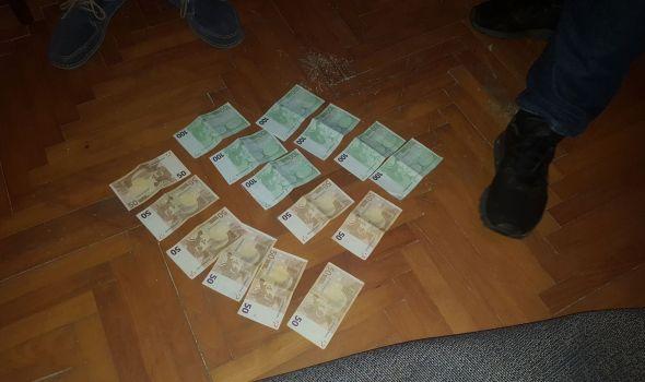 Opljačkali poštu u Bresnici, uhvaćeni sa ukradenim novcem