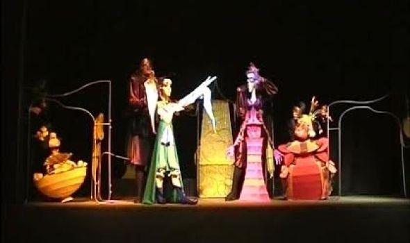 """""""Princeza na zrnu graška"""" u Pozorištu za decu"""