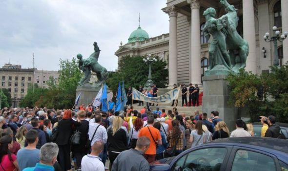 Oružari otkazali protest u Beogradu