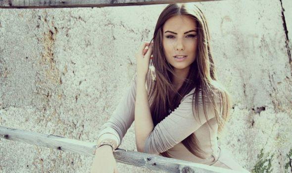 Milica Stamenković - Kragujevačka lepota na izboru za svetskog top modela