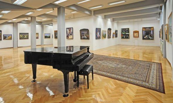 Božićni koncert u Univerzitetskoj galeriji