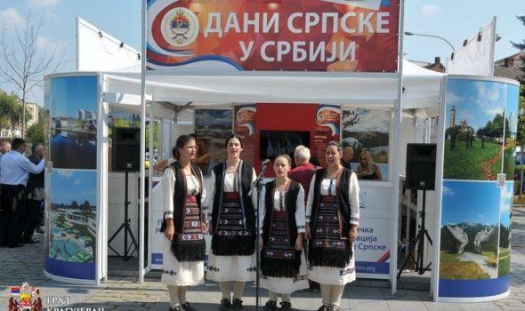 Dani Srpske: Specijaliteti i turističke ponude za Kragujevčane