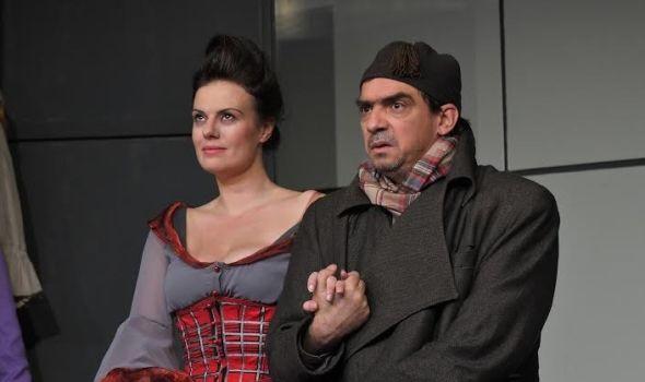 """""""Kir Janja"""" u Teatru"""