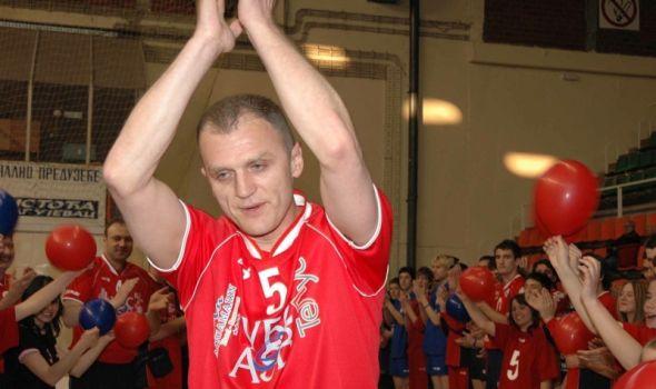 """Memorijalni odbojkaški turnir """"Dejan Brđović"""" u hali """"Jezero"""""""