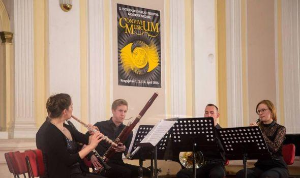 """Svetski izvođači klasika pred kragujevačkom publikom: Počinje """"Convivium Musicum"""""""