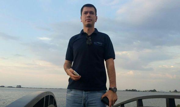 Marko Jovanović Meda: Sreća je pronaći ono što voliš, a rad vodi do uspeha
