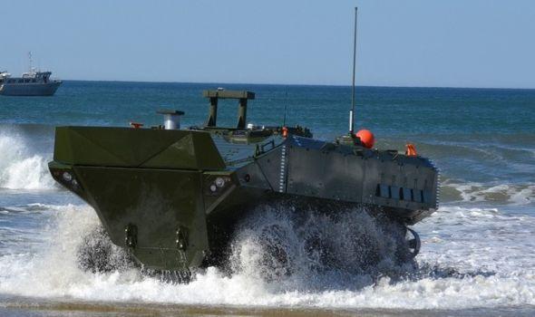 Fiat u trci za proizvodnju oklopnih vozila za američke marince