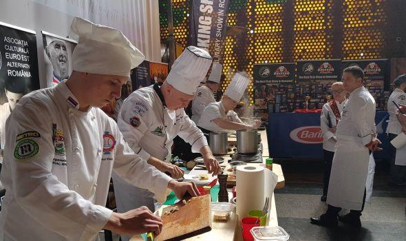 Kragujevački kulinari pobednici Bukurešt kupa (FOTO)