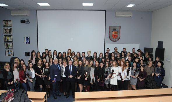 Svečanosti povodom 39 godina postojanja: FMN promovisao diplomce i naučne aktivnosti