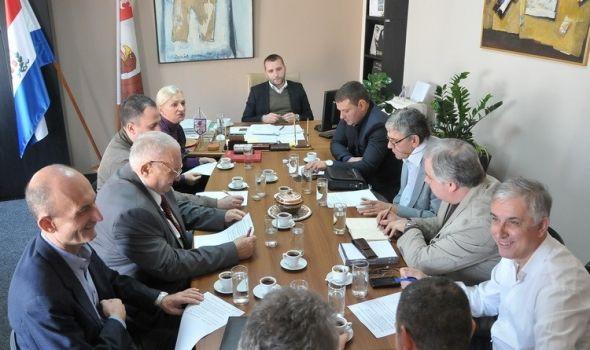 Urošević zakazao sednicu SG za 27. novembar, na dnevnom redu rebalans budžeta