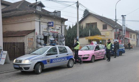 Isključeno 10 taksija iz saobraćaja