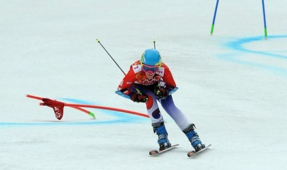 Nevena Ignjatović 11. nakon prve vožnje alpske kombinacije u Švajcarskoj