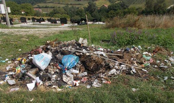 Kazne za stvaranje divljih deponija