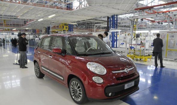 Novi model: Milion vozila proizvodiće se u Kragujevcu?