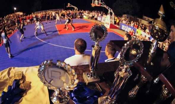 """""""3x3 prvenstvo Srbije"""" u basketu počinje u Kragujevcu"""
