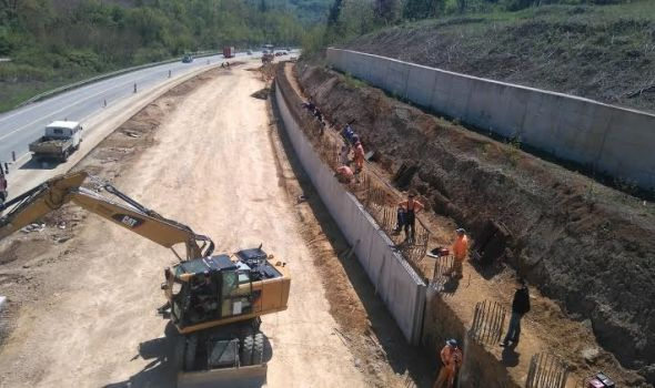 InfoKG saznaje: Deonica autoputa Kragujevac-Batočina konačno kompletno gotova 30. juna