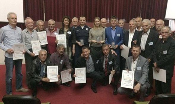 Pola veka Kluba penzionisanih radnika MUP-a Kragujevac