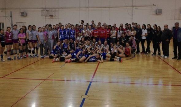 Đurđevdanski odbojkaški turnir za kadetkinje u Kragujevcu