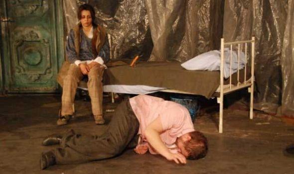 """""""Bajka o mrtvoj carevoj kćeri"""" u Teatru"""