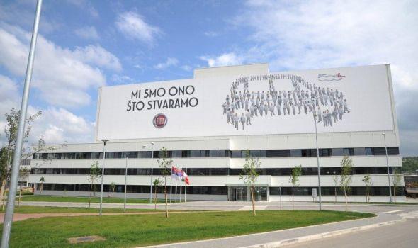 NEMA DELOVA: Proizvodnja u Fiatu odložena za sutra