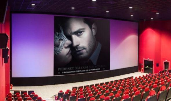 """""""Pedeset nijansi mračnije"""" u Cineplexx-u (VIDEO)"""