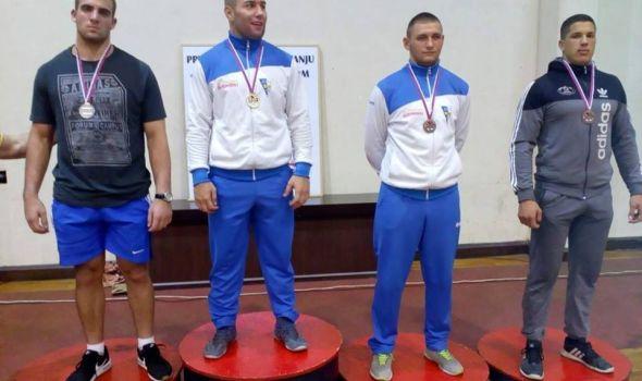 Kragujevačkim rvačima pet medalja u Kanjiži