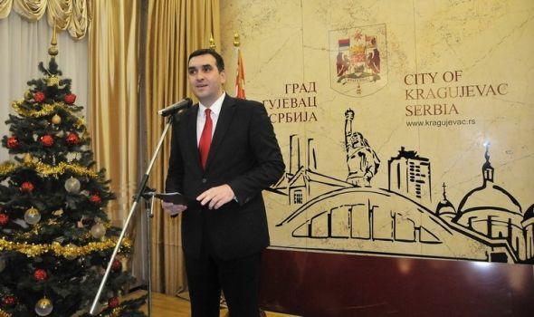 Gradonačelnik čestitao pravoslavnu Novu godinu