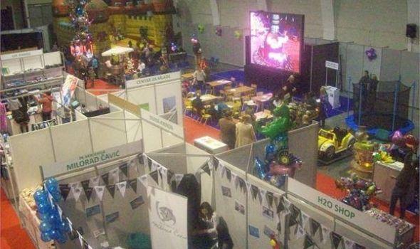 Novogodišnji bazar na Šumadija sajmu