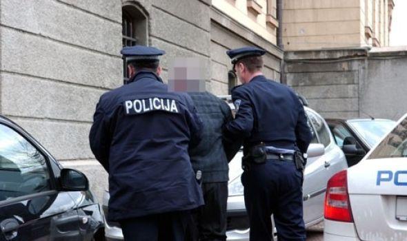 Priveden Kragujevčanin sa Interpolove poternice osumnjičen za teroristički napad na državne institucije CG