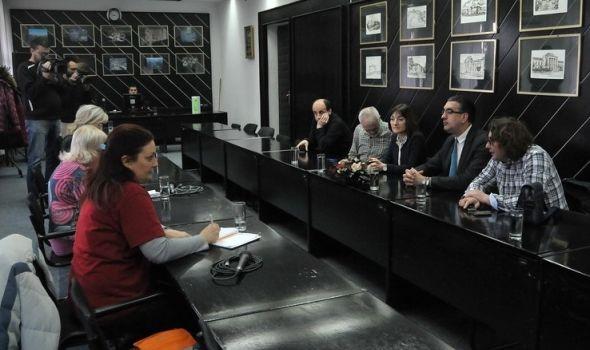 UNS dobio prostorije, novinarstvo u Kragujevcu u ćorsokaku