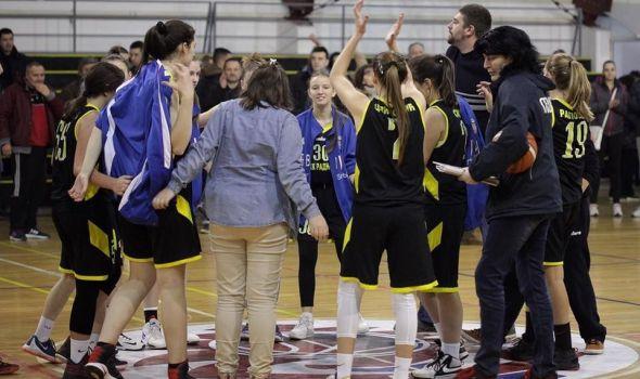 """Košarkašice """"Radničkog 2016"""" trijumfovale u Kruševcu"""