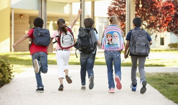 U Kragujevcu 19.000 đaka u školskim klupama, a među njima i mala Milica