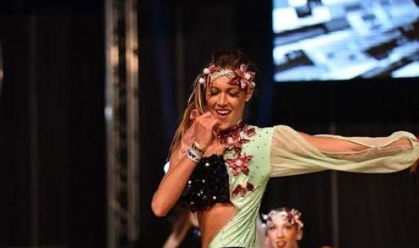 Andjela Asanović: Život na plesnom podijumu