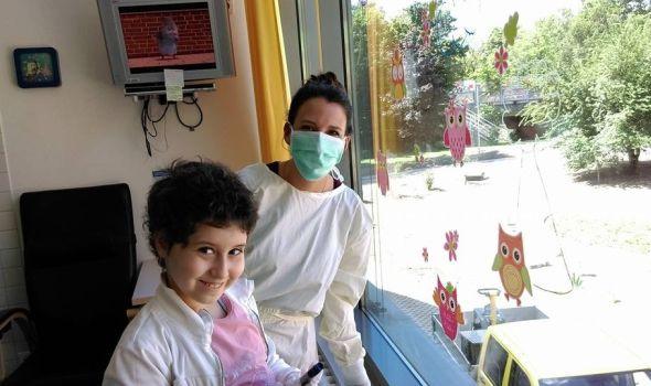 Teodora ima tešku infekciju, transplantacija odložena