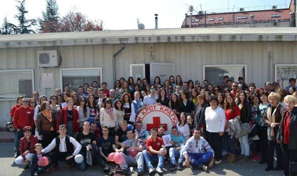 Crveni krst obeležava Međunarodni dan volontera