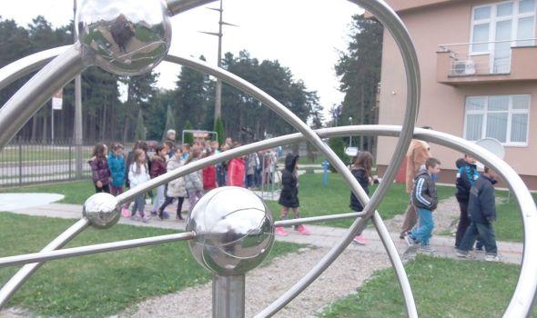 Park nauke i u Kragujevcu (FOTO)