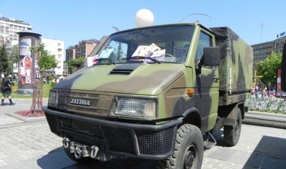 Proizvodnja terenaca i delova za borbena vozila u Kragujevcu šansa za 170 radnika
