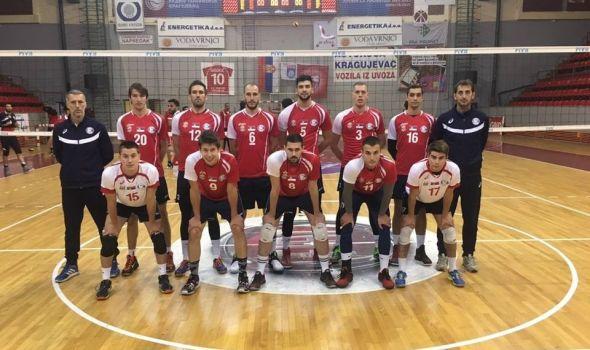 """Kup Srbije: Odbojkaši """"Radničkog"""" dočekuju """"Kosovsku Mitrovicu"""""""