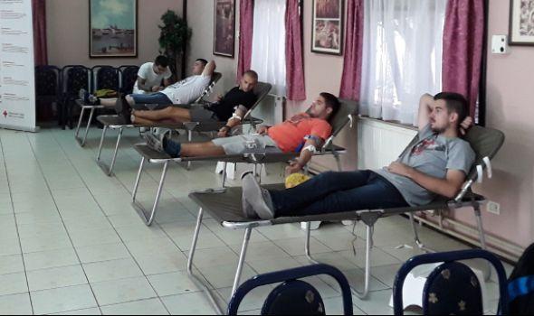 Dan bez automobila: U Crvenom krstu prikupljeno 40 jedinica krvi