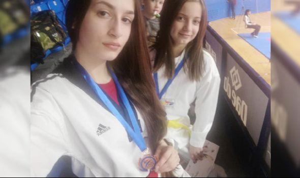 Tekvondo akademiji Kragujevac dve bronze u Beogradu