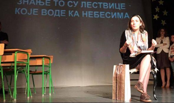 Pupin i Tesla: Predavanje Aleksandre Ninković Tašić u Kragujevcu