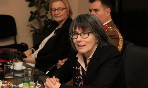 Ambasadorka Velike Britanije u Kragujevcu: O saradnji u oblasti digitalizacije, otvorenih podataka, zelene ekonomije
